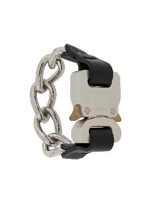 1017 ALYX 9SM buckle detail chain bracelet
