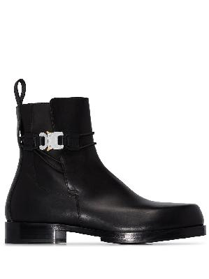 1017 ALYX 9SM buckle-strap Chelsea ankle boots