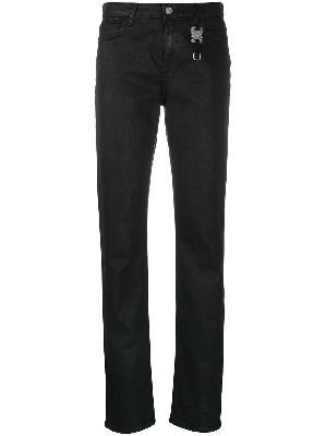 1017 ALYX 9SM black straight-leg jeans