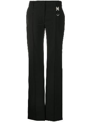 1017 ALYX 9SM black bootcut trousers
