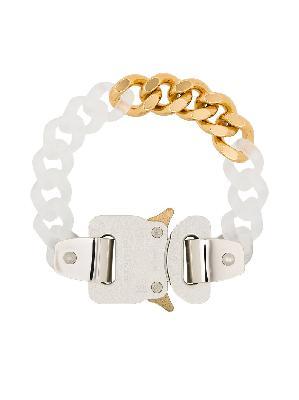 1017 ALYX 9SM clasp fastening bracelet