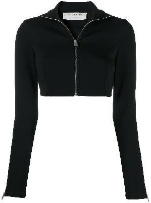 1017 ALYX 9SM zip-up cropped jacket