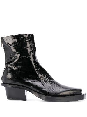1017 ALYX 9SM statement ankle boots