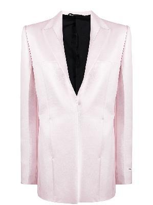 1017 ALYX 9SM concealed-front blazer