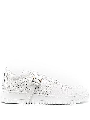1017 ALYX 9SM buckle-embellished perforated sneakers