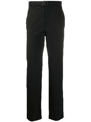 1017 ALYX 9SM clip-buckle straight leg trousers