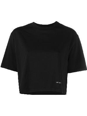 1017 ALYX 9SM logo-print cropped T-shirt