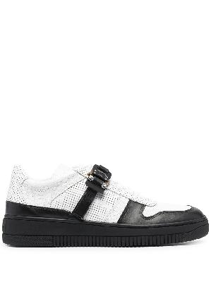 1017 ALYX 9SM colour block buckle strap sneakers