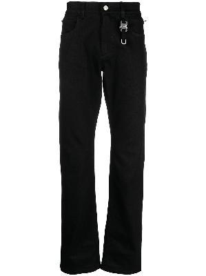 1017 ALYX 9SM Rollercoaster straight-leg jeans