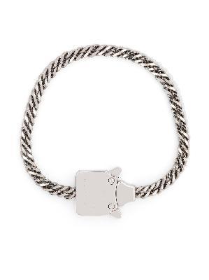 1017 ALYX 9SM chunky clasp curb chain bracelet