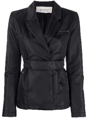 1017 ALYX 9SM belted-waist wrap jacket