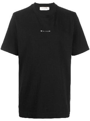 1017 ALYX 9SM logo-print crew neck T-shirt