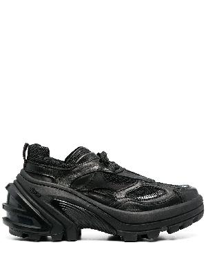 1017 ALYX 9SM chunky-sole leather sneakers