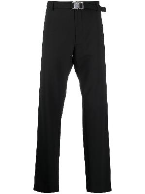 1017 ALYX 9SM high-rise straight-leg trousers