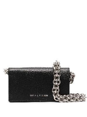 1017 ALYX 9SM Giulia chain-strap clutch
