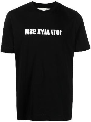 1017 ALYX 9SM reverse logo-printed T-shirt