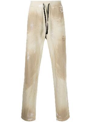1017 ALYX 9SM cotton tie-dye trousers