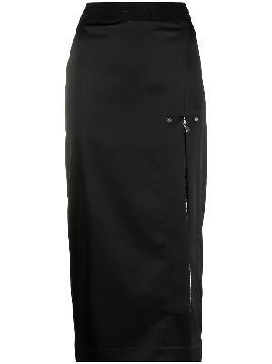 1017 ALYX 9SM side-slit pencil skirt