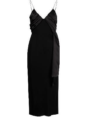 1017 ALYX 9SM panelled sleeveless midi dress
