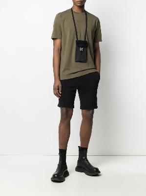 1017 ALYX 9SM logo-waistband shorts