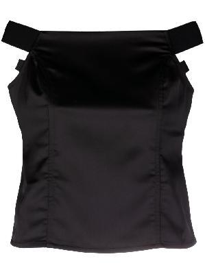 1017 ALYX 9SM off-shoulder top