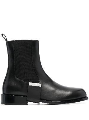 1017 ALYX 9SM low-heel chelsea boots