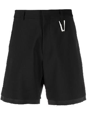 1017 ALYX 9SM mid-rise tailored shorts