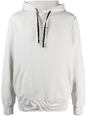 1017 ALYX 9SM logo-print cotton hoodie