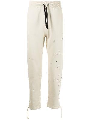 1017 ALYX 9SM slim-cut studded track pants