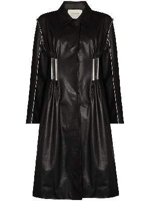 1017 ALYX 9SM double metal bar long coat