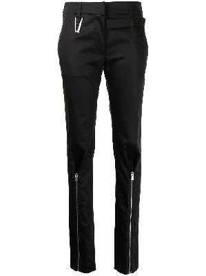 1017 ALYX 9SM Punk zip-detail slim trousers