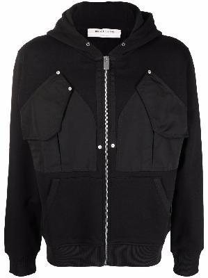 1017 ALYX 9SM multi-pocketed hooded jacket