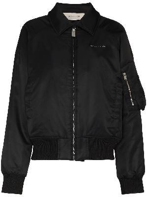 1017 ALYX 9SM oversized zipped bomber jacket