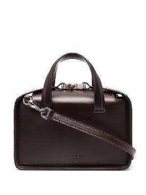 1017 ALYX 9SM Brie leather handbag