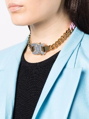 1017 ALYX 9SM Rollercoaster lock necklace
