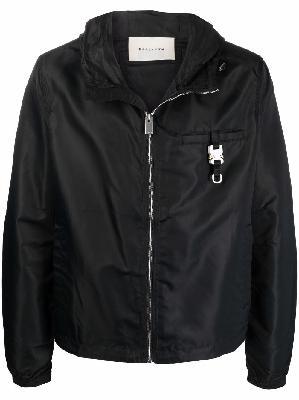1017 ALYX 9SM hooded shell jacket