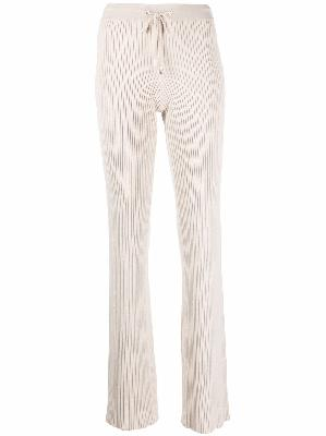 1017 ALYX 9SM ribbed-knit trousers