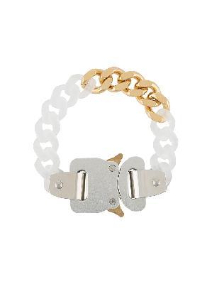 1017 ALYX 9SM buckled chain bracelet