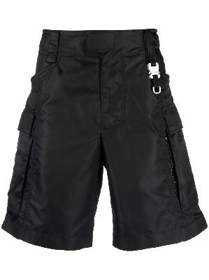 1017 ALYX 9SM buckle-detail cargo shorts