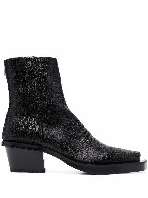 1017 ALYX 9SM heeled leather boots