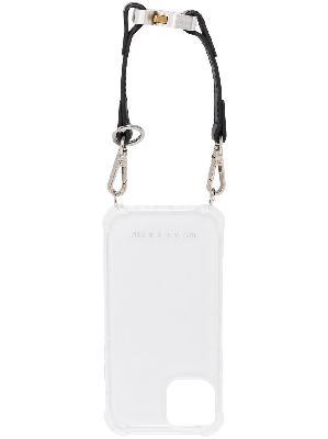 1017 ALYX 9SM iPhone 12 buckle-strap case