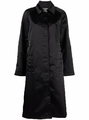 1017 ALYX 9SM panelled single-breasted coat