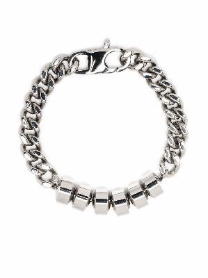 1017 ALYX 9SM safety buckle chain bracelet