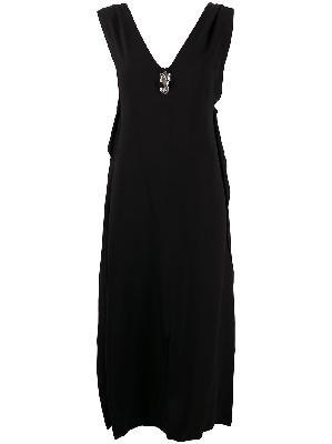 1017 ALYX 9SM v-neck midi dress