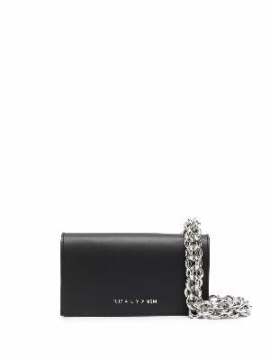1017 ALYX 9SM Giulia chain-strap leather bag