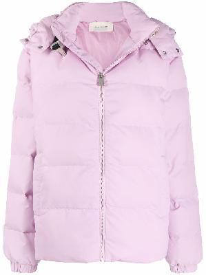 1017 ALYX 9SM zipped padded jacket