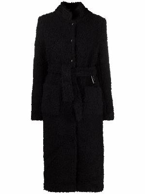 1017 ALYX 9SM single-breasted belted coat