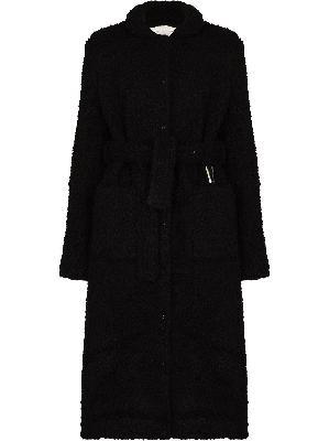 1017 ALYX 9SM polar fleece long coat