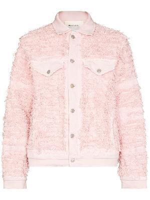 1017 ALYX 9SM x Blackmeans distressed denim jacket