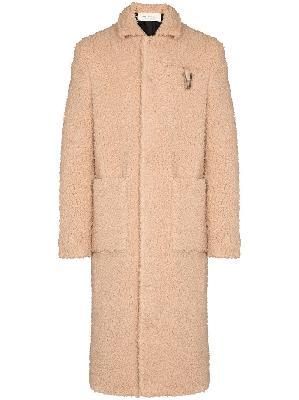 1017 ALYX 9SM Polar long teddy coat